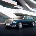 Самый дорогой Bentley Mulsanne от Mulliner