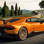 Экстремальный Lamborghini Huracan Performante 2018