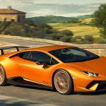 Новый Lamborghini Huracan Performante