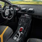 Интерьер Lamborghini Huracan Performante