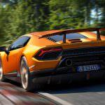 Новый суперкар Lamborghini Huracan Performante