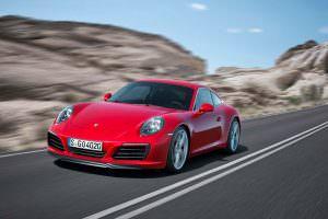 Porsche 911 Carrera S от Porsche Exclusive
