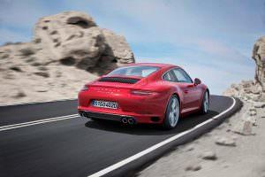Фото Porsche 911 Carrera S от Porsche Exclusive