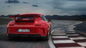 Новая Porsche 911 GT3