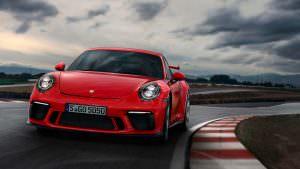 2018 Porsche 911.2 GT3