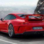Новая Порше 911 ГТ3
