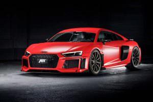 Тюнинг Audi R8 V10 от ABT Sportsline