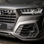 Радиторная решетка из углеродного волокна Audi SQ7 от ABT