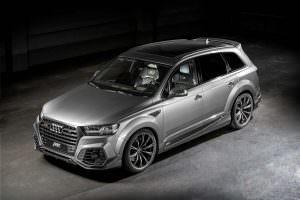 Дизельный супер-внедорожник Audi SQ7. Тюнинг от ABT