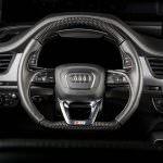 Руль из углеродного волокна Audi SQ7 от ABT