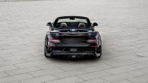 Новый обвес для Порше 911 Турбо Кабриолет от ТечАрт