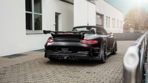 Крыло от GT2 RS