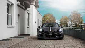 Тюнинг Porsche 911 Turbo Cabriolet от TechArt