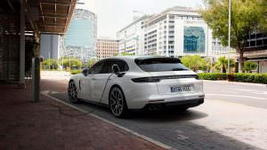 Гибрид Porsche Panamera Gran Turismo