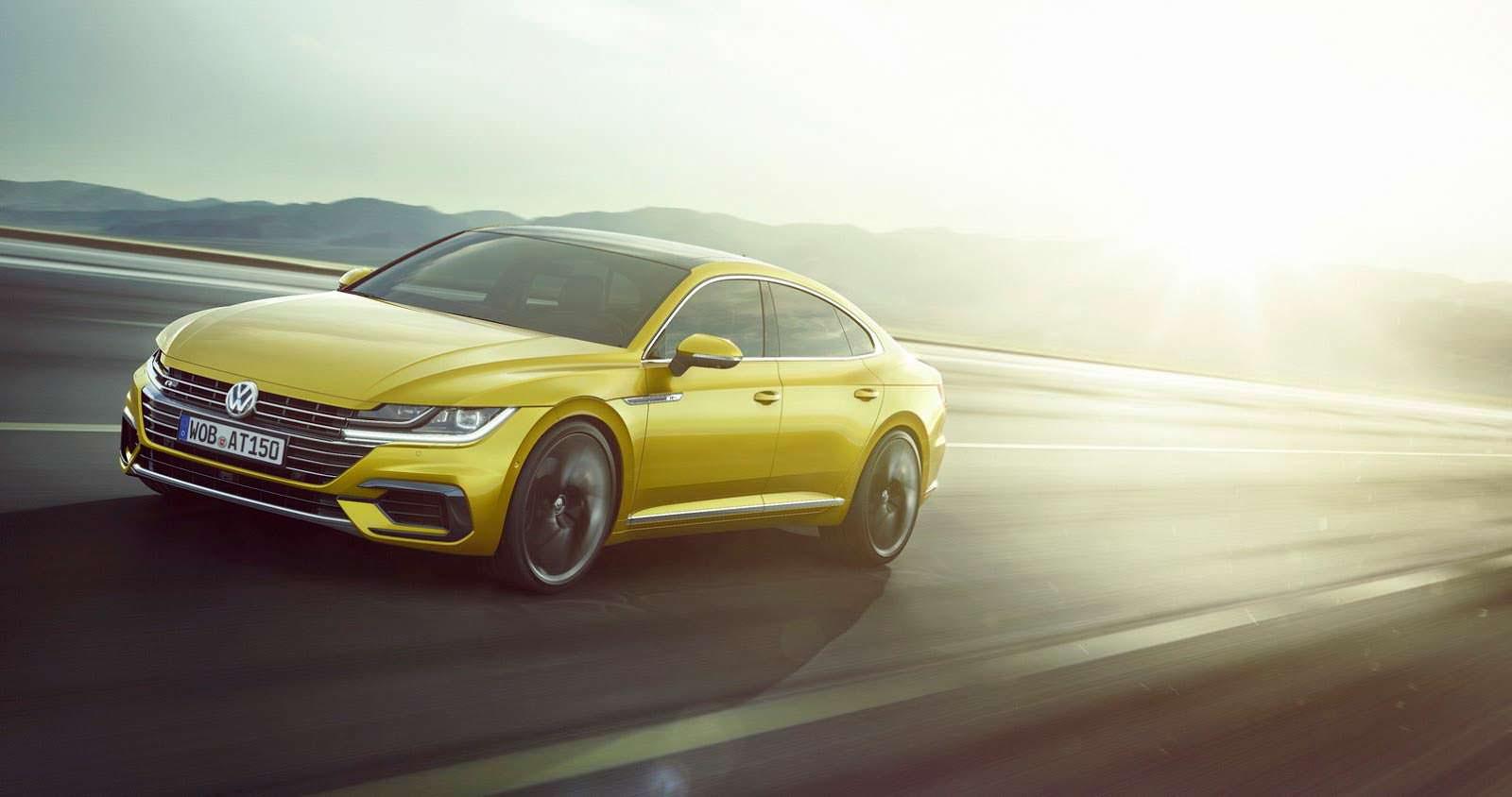 VW Arteon 2018