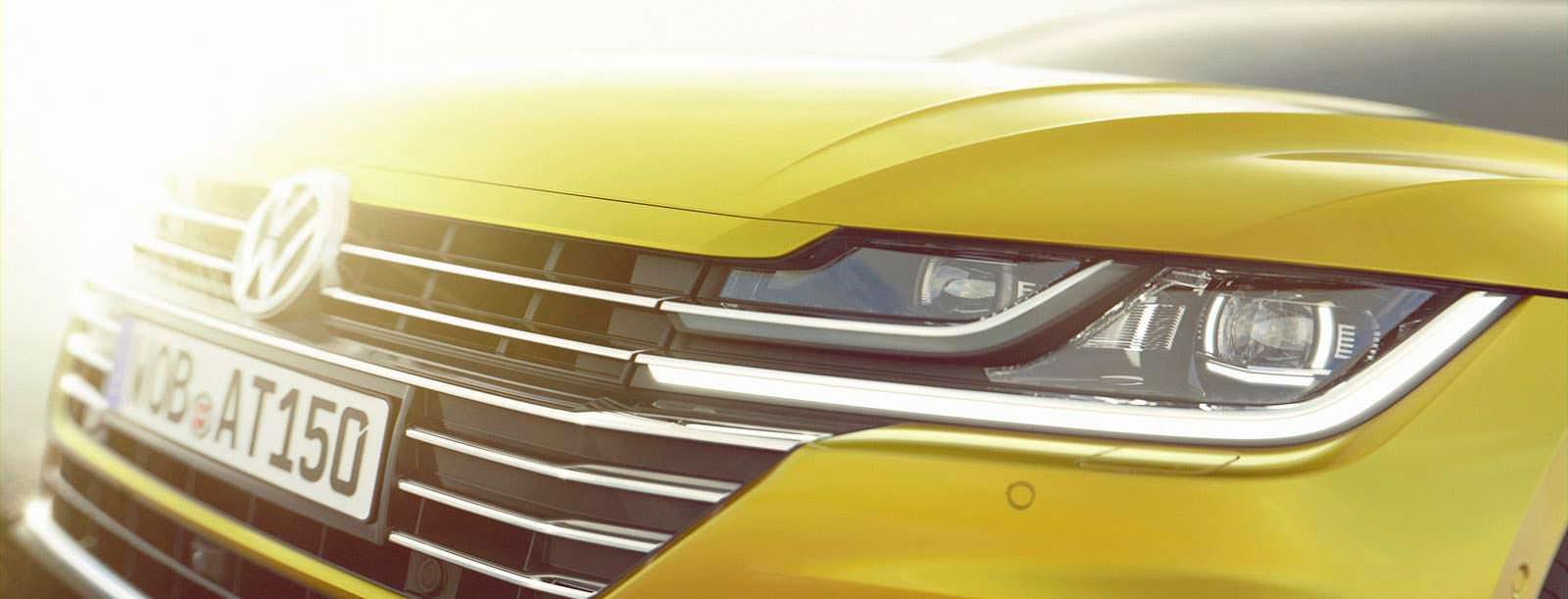 Фары VW Arteon