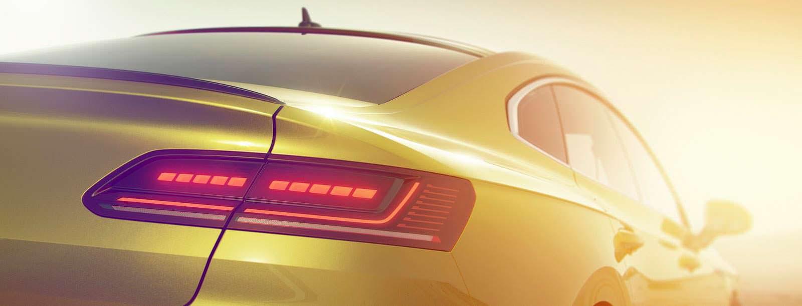 Задние фонари VW Arteon