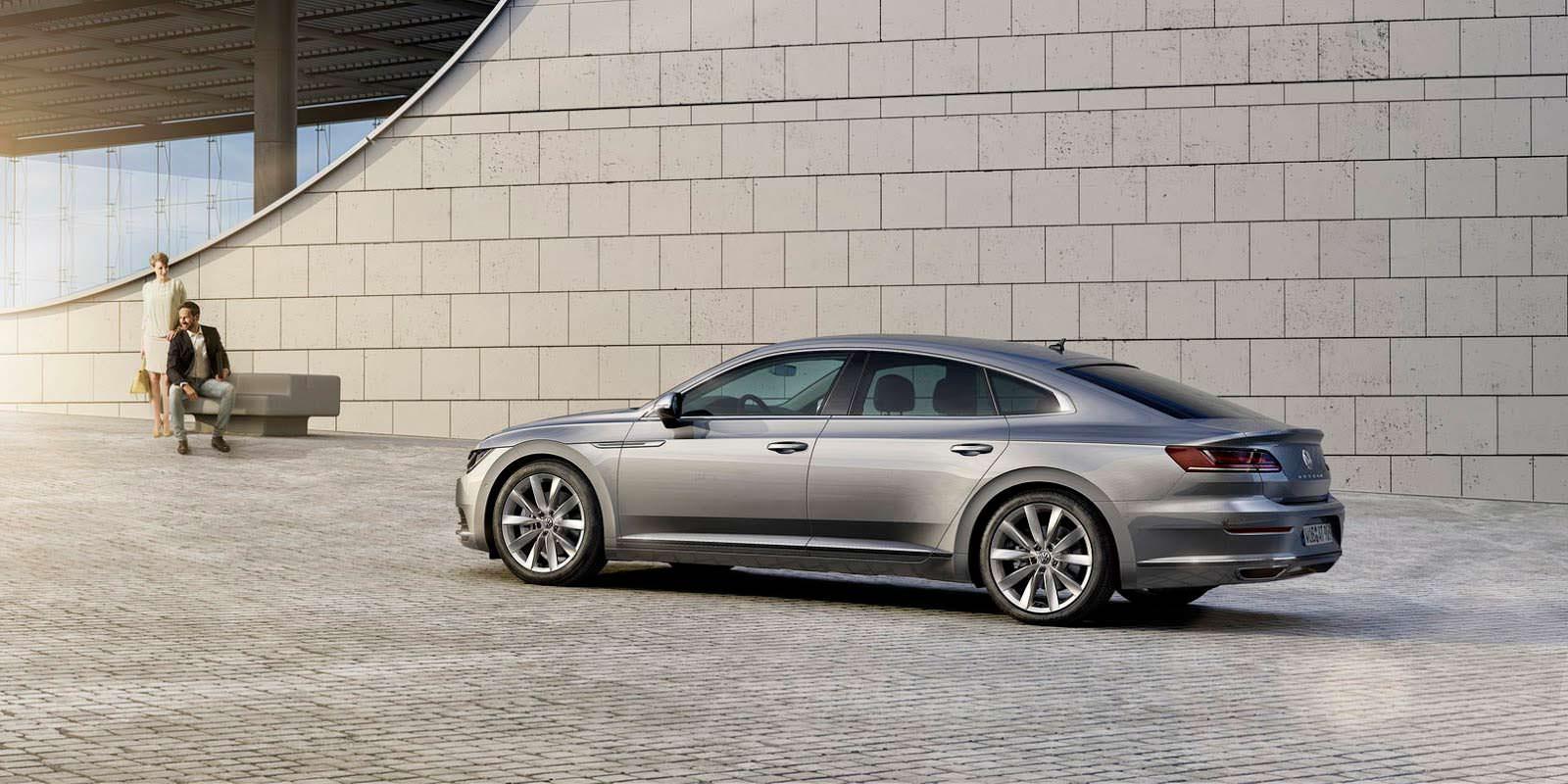 Вместо Volkswagen Passat CC новый Arteon