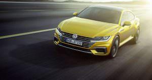 Volkswagen Arteon типа Gran Turismo