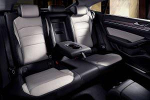 Задний диван Volkswagen Arteon