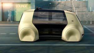 Прототип Volkswagen Sedric