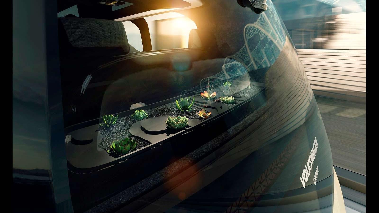 Концепт-кар Volkswagen Sedric