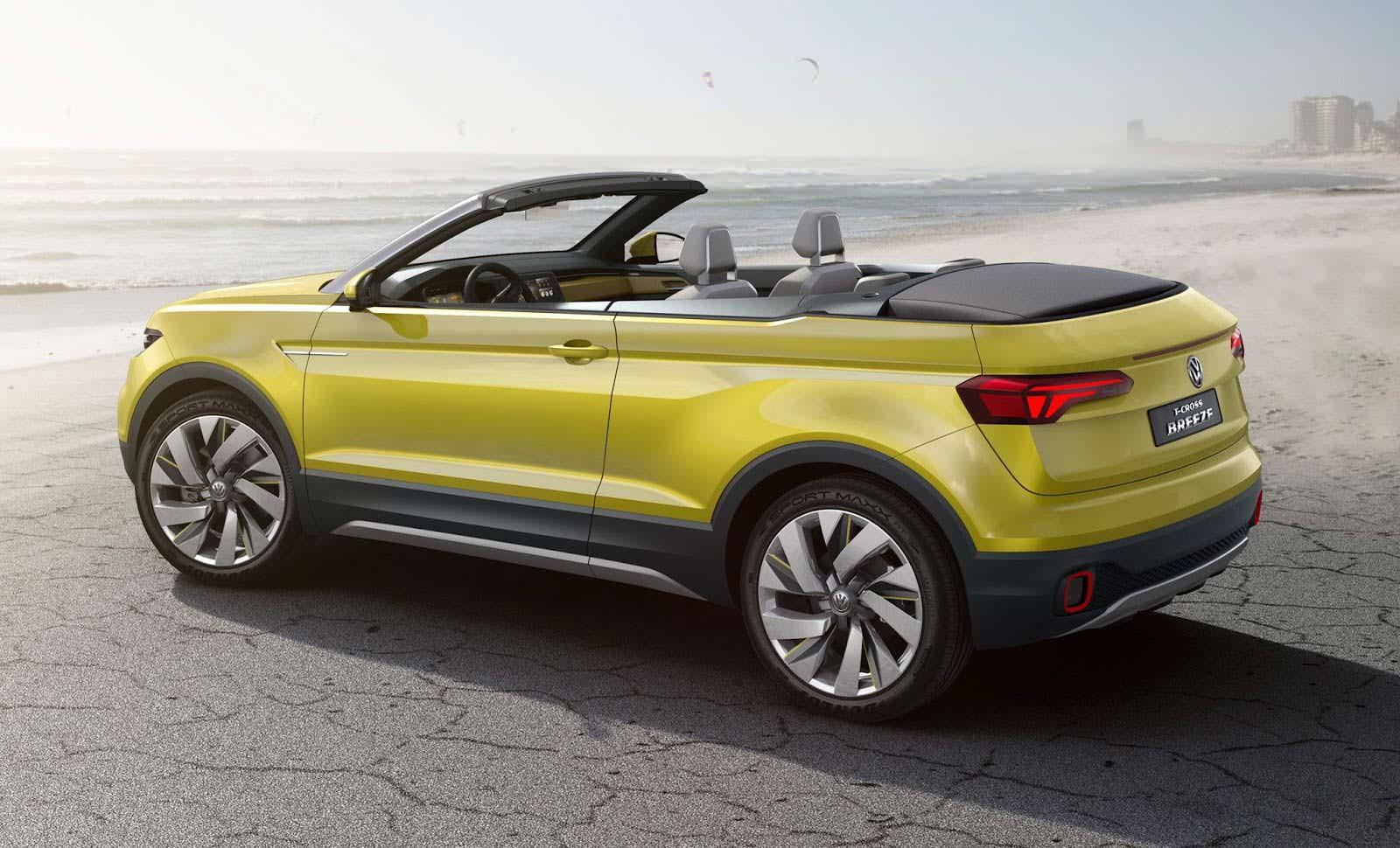 VWпредставит конкурента для Рено Captur впредстоящем году
