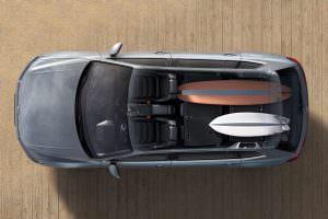 Ровная погрузочная площадка VW Tiguan Allspace