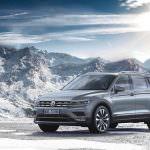 VW Tiguan с удлиненной колесной базой