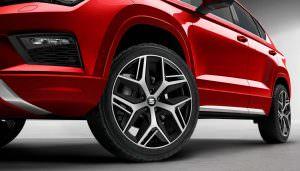19-дюймовые колеса SEAT Ateca FR