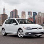 Фото | Хэтчбек Volkswagen Golf для рынка США