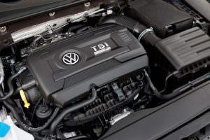 Фото | Двигатель 2.0 TSI Volkswagen Golf R 2018 года для США