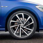 Фото | Легкосплавные диски Volkswagen Golf R 2018 года