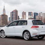 Фото | Новый Volkswagen Golf SEL 2018 года