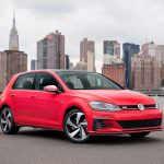 Фото | Новый хот-хэтч Volkswagen Golf GTI 2018 для США