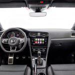 Фото | Интерьер Volkswagen Golf GTI 2018 года для Америки