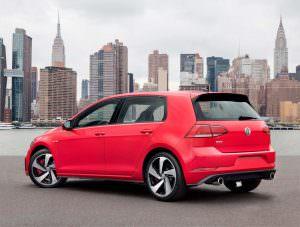 Фото | Новый Volkswagen Golf GTI 2018 года для США