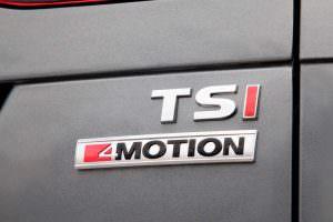 Фото | Надпись TSI 4Motion