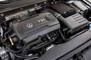 Фото | Двигатель 1.8 TSI в Volkswagen Golf SportWagen