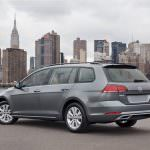 Фото | Новый Volkswagen Golf SportWagen 2018 года для США