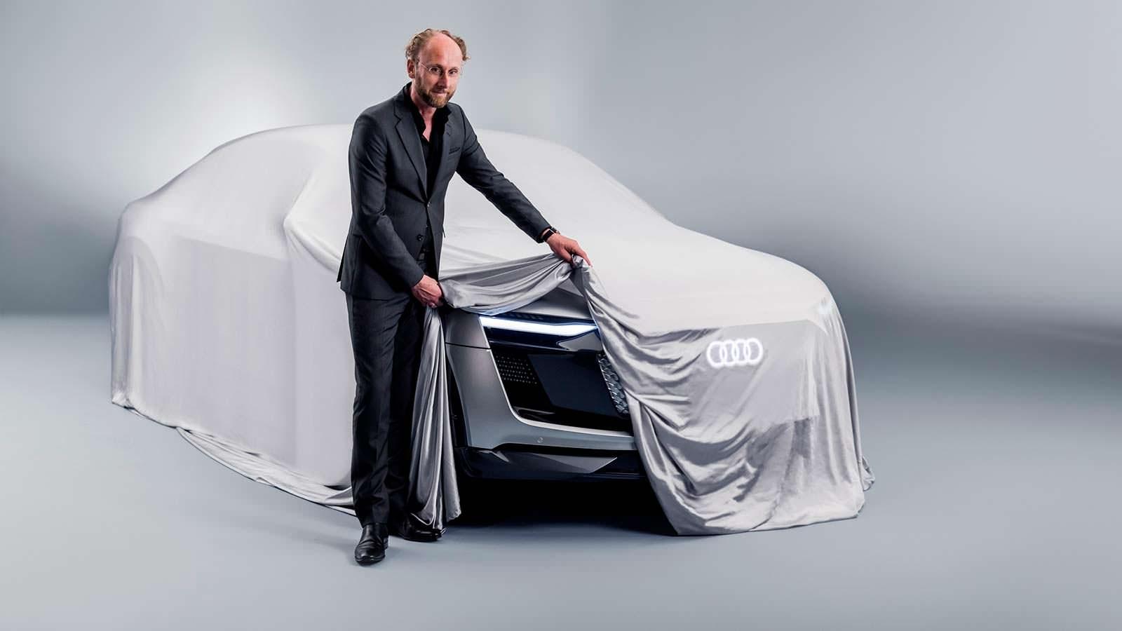 Ауди представит вШанхае концептуальный автомобиль e-tron Sportback