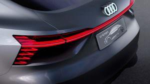 Светодиодный логотип Audi