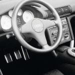 Фото | Салон Audi Quattro Spyder