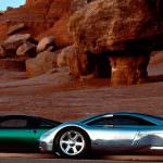 Прототипы Audi Quattro Spyder и Audi Avus Quattro