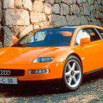 Фото | Audi Quattro Spyder 1991 года