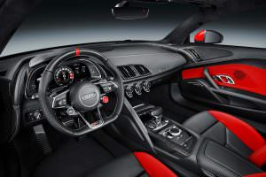 Фото | Салон Audi R8 Audi Sport 2017 года