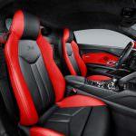 Фото | Кожа наппа в салоне Audi R8 Audi Sport