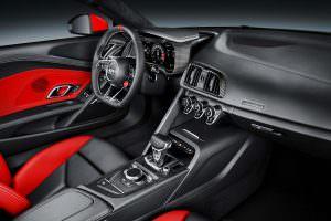 Фото | Кожаный салон Audi R8 Audi Sport