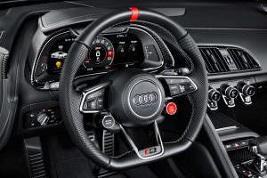 Фото | Спортивный руль Audi R8 Audi Sport