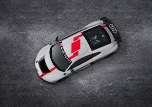 Фото | Гоночный суперкар Audi R8 LMS GT4